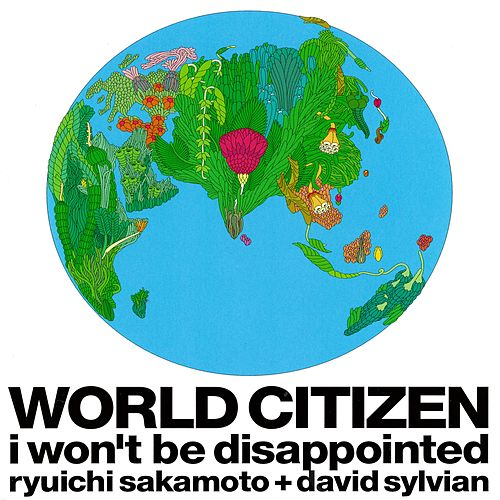 WORLD CITIZEN -i won't be disappointed- by David Sylvian