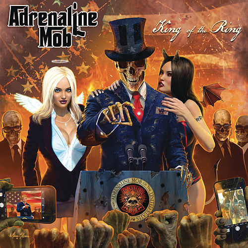 King of the Ring de Adrenaline Mob
