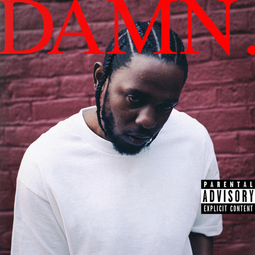 DAMN. by Kendrick Lamar