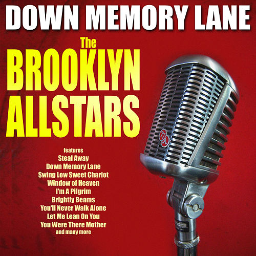 Down Memory Lane de The Brooklyn All-Stars