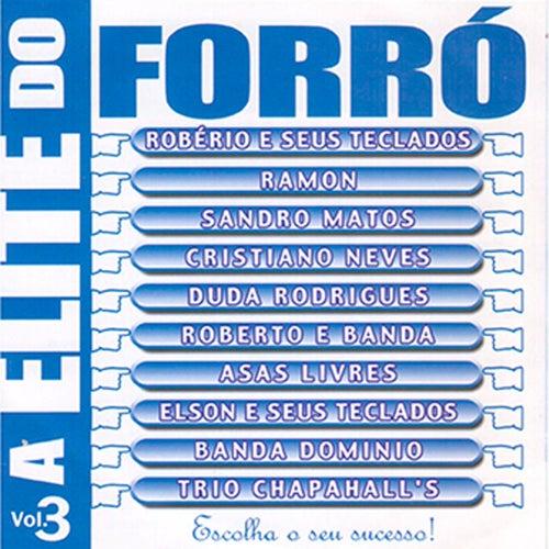 A Elite do Forró, Vol. 3 de Various Artists