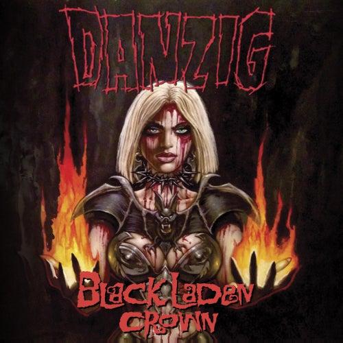 Black Laden Crown by Danzig