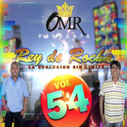 Rey de Rocha: La Evolución Sin Límite, Vol. 54 de Various Artists