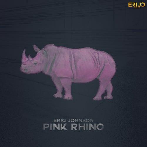 Pink Rhino by Eriq Johnson