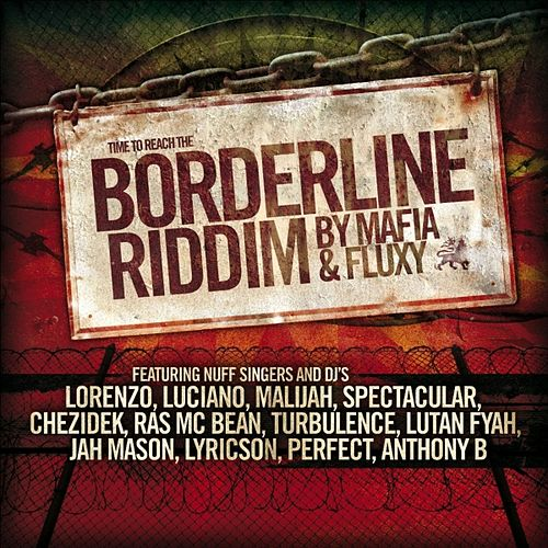 Borderline Riddim by Various Artists