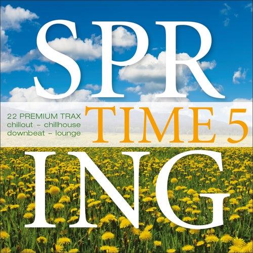 Spring Time, Vol. 5 - Chillout, Chillhouse, Downbeat, Lounge de Various Artists