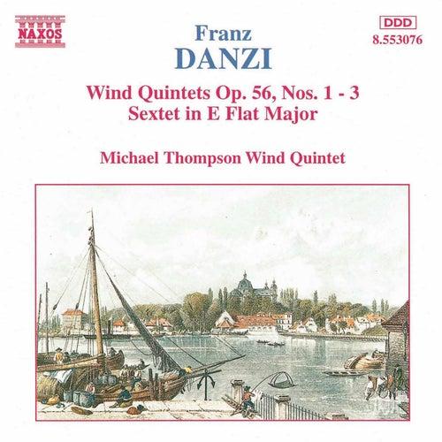 Wind Quintets Op. 56, Nos. 1-3 Sextet von Franz Danzi