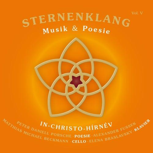 Sternenklang, Vol. 5: In Christo Hírnév von Various Artists