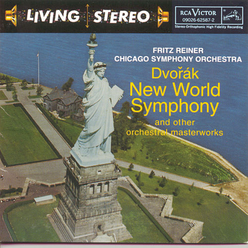Dvorak: New World Symphony and other orchestral masterworks de Fritz Reiner