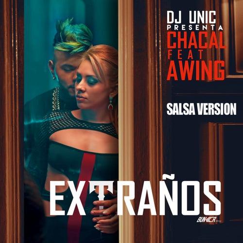 Extranos (DJ Unic Salsa Version) de Chacal