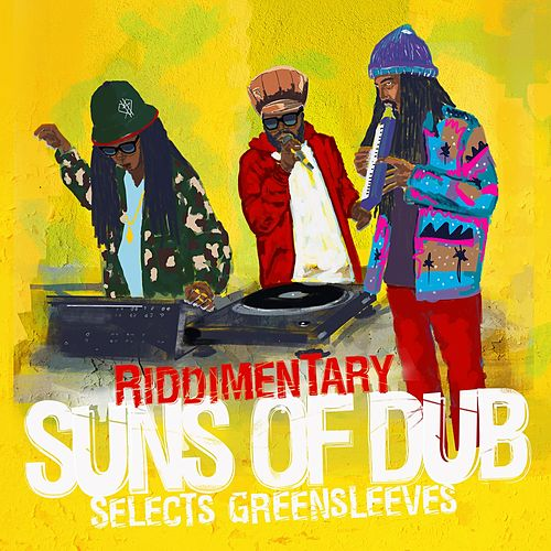 Riddimentary: Suns Of Dub Selects Greensleeves by Various Artists
