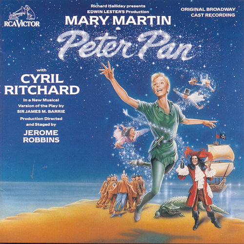 Peter Pan [Original Broadway Cast] by Stan Rogers
