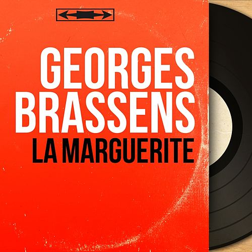 La marguerite (Mono Version) de Georges Brassens