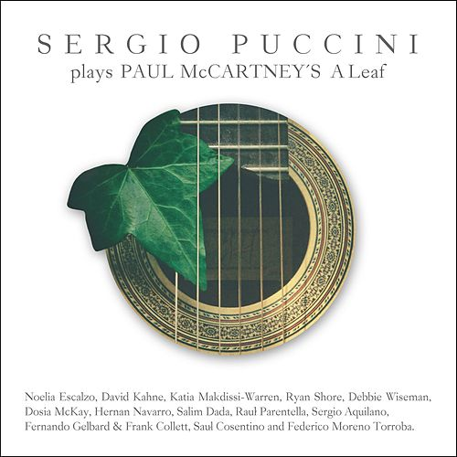 Sergio Puccini Plays Paul McCartney´s a Leaf de Sergio Puccini