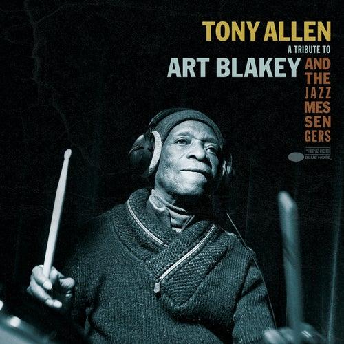 Moanin' de Tony Allen