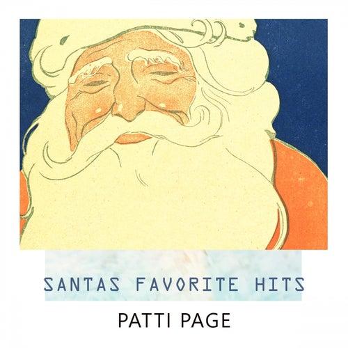 Santas Favorite Hits by Patti Page