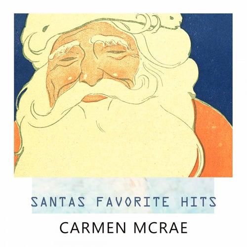 Santas Favorite Hits by Carmen McRae