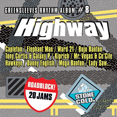 Greensleeves Rhythm Album #8: Highway by Various Artists