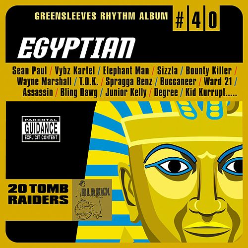 Greensleeves Rhythm Album #40: Egyptian de Various Artists