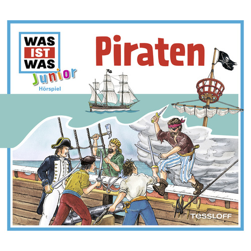 13: Piraten von Was Ist Was Junior
