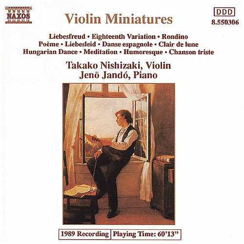 Violin Miniatures de Various Artists