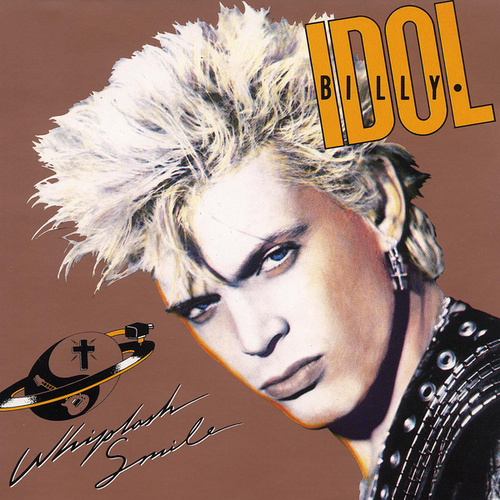Whiplash Smile de Billy Idol