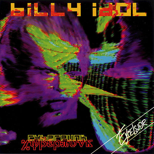 Cyberpunk de Billy Idol