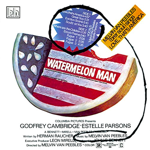 Watermelon Man (Original Motion Picture Soundtrack) by Melvin Van Peebles