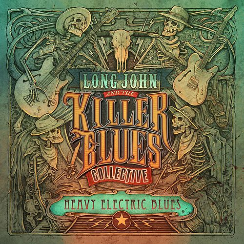 Heavy Electric Blues by Long John