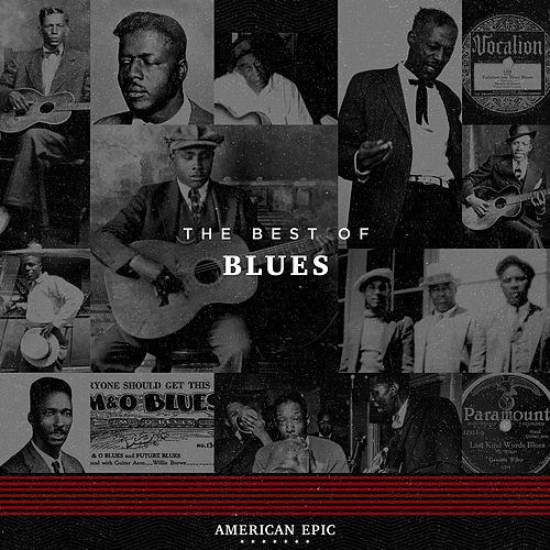 American Epic: Blues de Various Artists