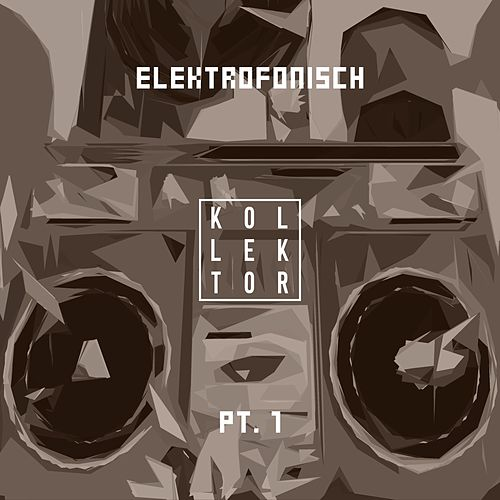 Elektrofonisch, Pt. 1 by Various Artists