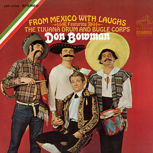 From Mexico with Laughs van Don Bowman