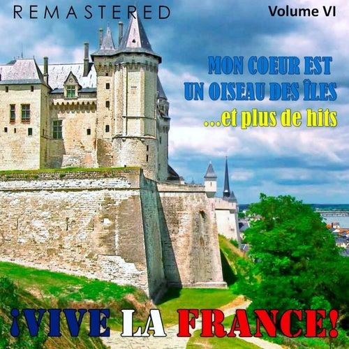 ¡Vive la France!, Vol. 6 - Mon coeur est un oiseau des îles... et plus de hits (Remastered) de Various Artists