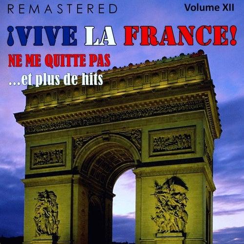 ¡Vive la France!, Vol. 12 - Ne me quitte pas... et plus de hits (Remastered) de Various Artists