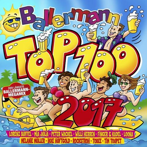 Ballermann Top 100 2017 von Various Artists