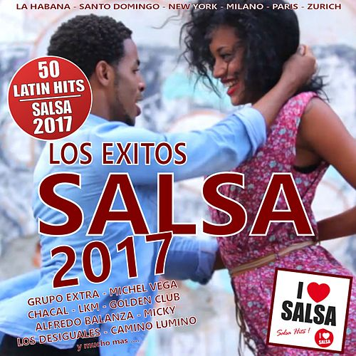SALSA 2017 - Los Exitos (50 Salsa Latin Hits) de Various Artists