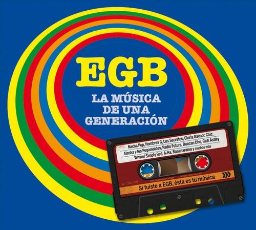 EGB. La música de una generación von Various Artists