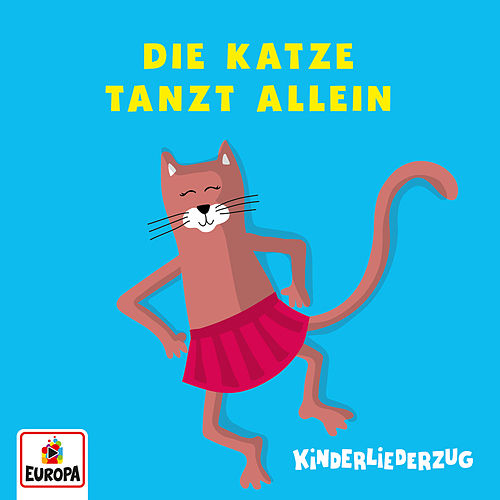 Die Katze tanzt allein, tanzt allein auf einem Bein by Lena, Felix & die Kita-Kids