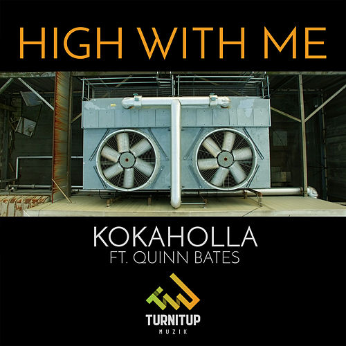 High With Me de Kokaholla
