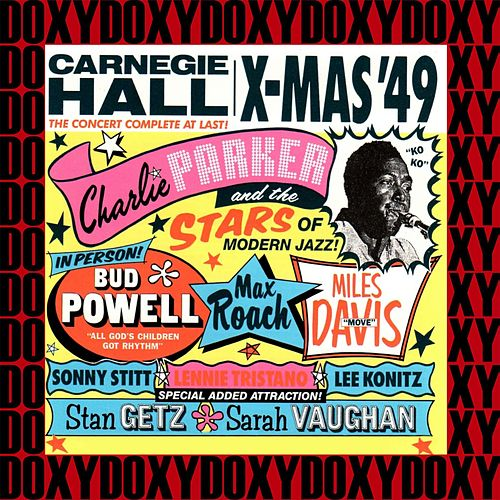 The Complete 1949 Carnegie Hall Concert (Hd Remastered, Restored Edition, Doxy Collection) de Charlie Parker