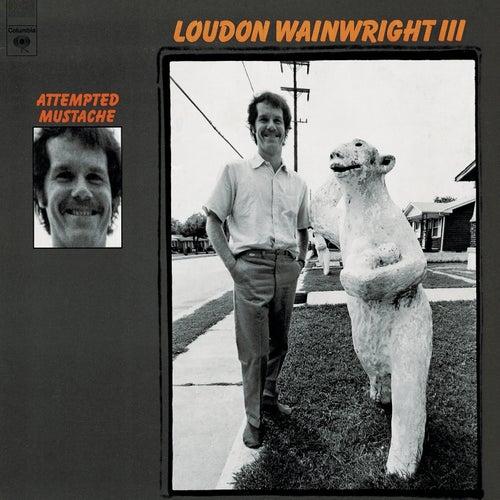 Attempted Mustache von Loudon Wainwright III
