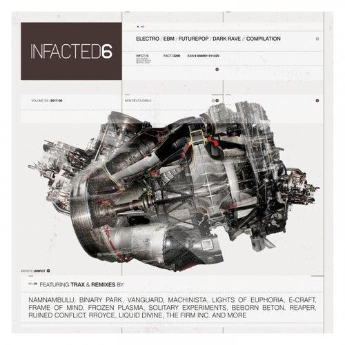 Infacted Compilation, Vol. 6 von Various Artists