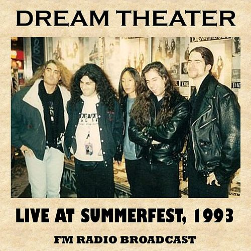 Live at Summerfest, 1993 (Fm Radio Broadcast) von Dream Theater