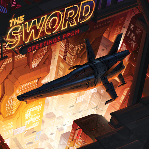 Greetings From... (Live) by The Sword