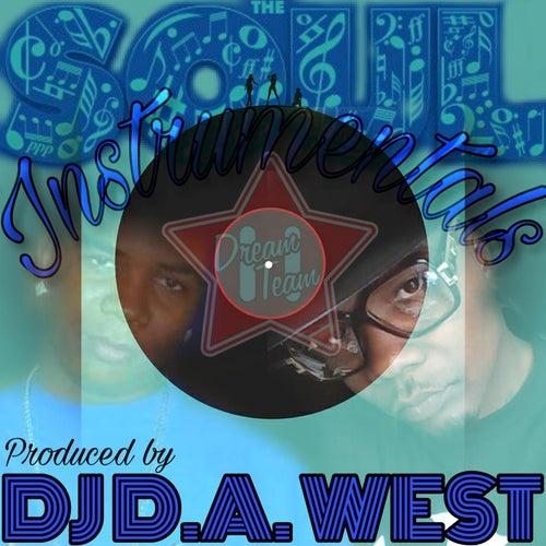 The Soul Instrumentals by Dj Da West