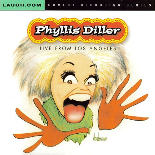 Live from Los Angeles de Phyllis Diller