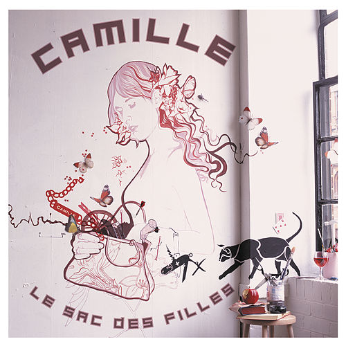Le sac des filles de Camille