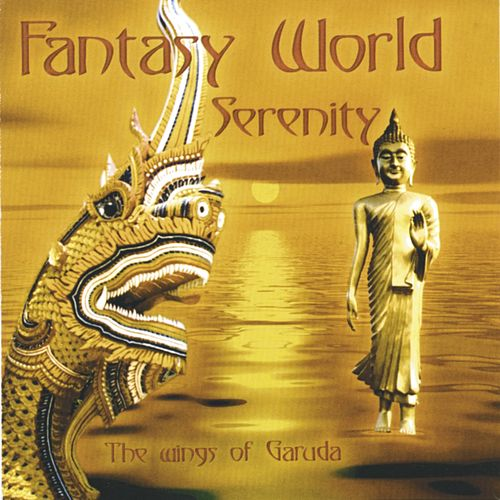 Fantasy world the wings of garuda by Various Artists