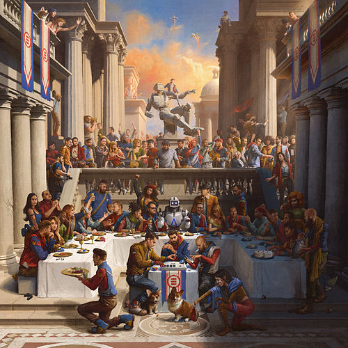 Everybody von Logic