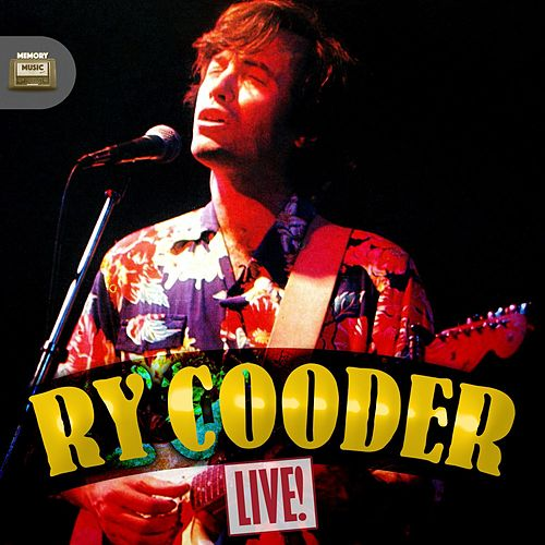 Live! by Ry Cooder